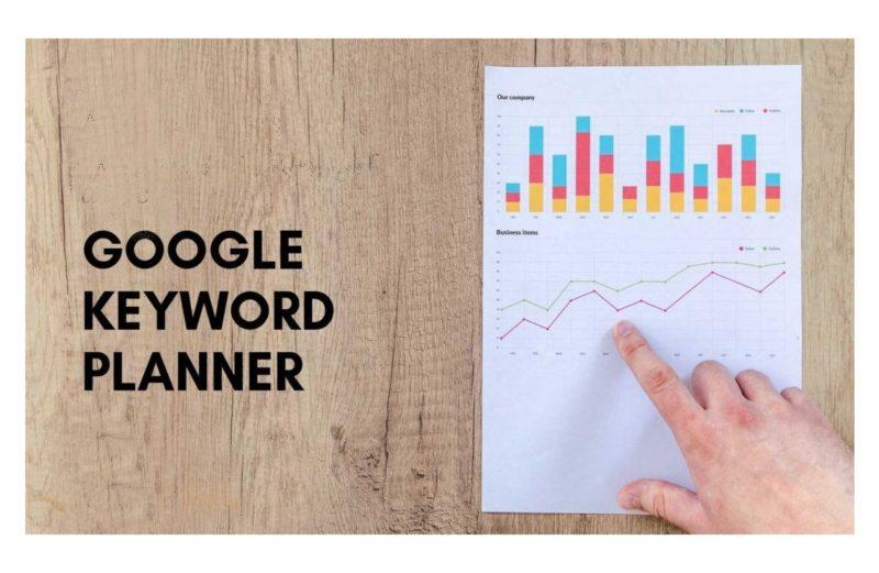 Quand faut-il utiliser keyword planner ?
