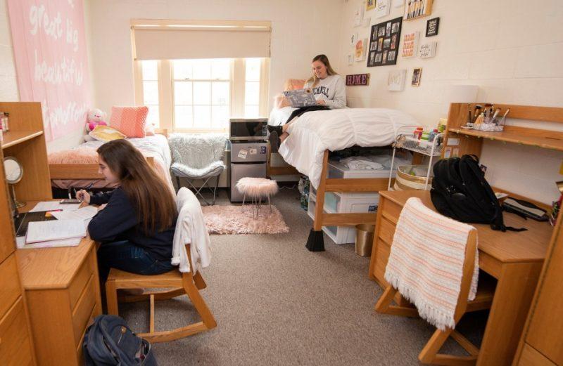 Étudier à l'université : les solutions de logement